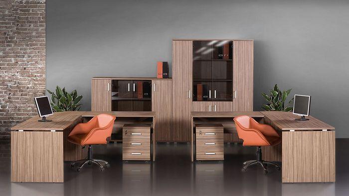 Преимущества изготовления офисной мебели под заказ