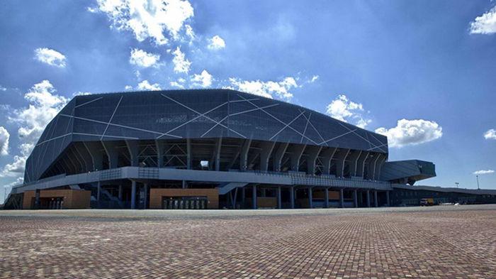 Во Львове откроют центр вакцинации на стадионе