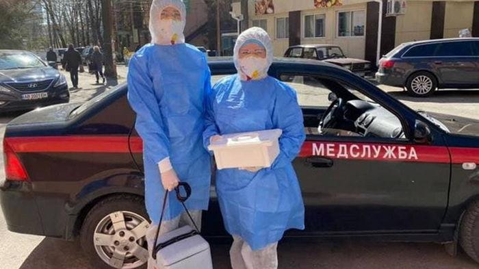 В Украине за сутки сделали 62 тысячи прививок