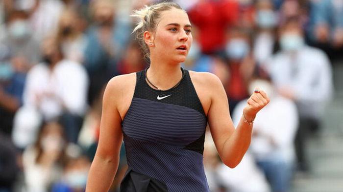 Костюк с победы стартовала на турнире в Бирмингеме