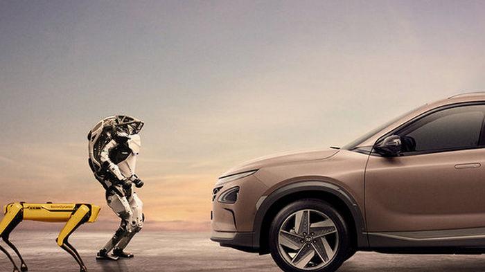 Сделка на $1 млрд: Крупный автоконцерн выкупил производителя роботов Boston Dynamics