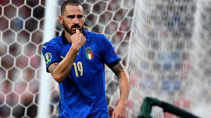 Бонуччи — самый возрастной автор гола в истории финалов Евро