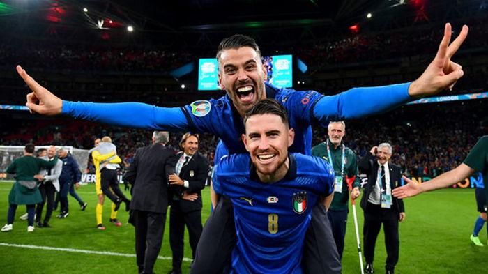 Пять итальянских игроков попали в символическую сборную Евро-2020 по версии УЕФА