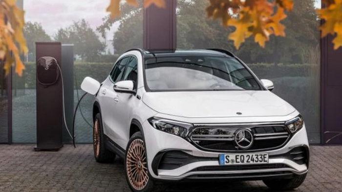 Владелец Mercedes-Benz вложит 40 млрд евро в электромобили для конкуренции с Tesla