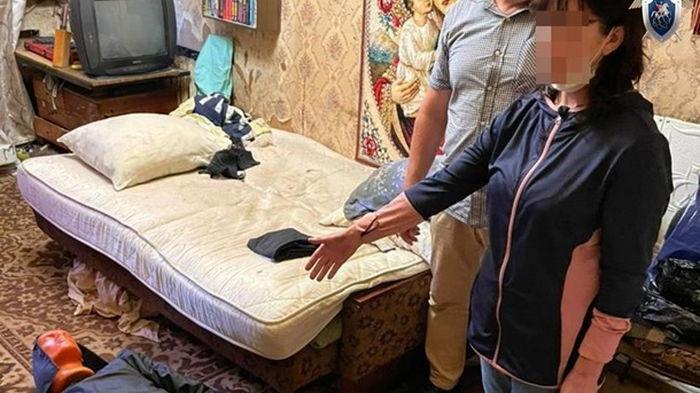 В России женщина убила третьего сожителя (фото)