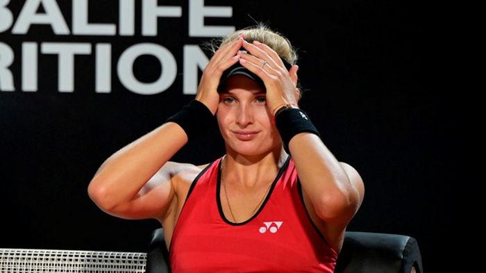 Ястремская потерпела поражение в первом матче на Олимпиаде