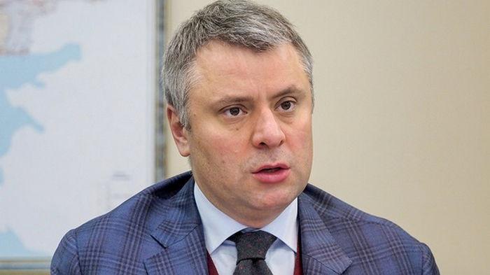 Витренко заявляет об убытках Нафтогаза в 100 млрд