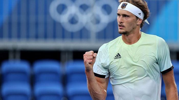 Зверев — чемпион Олимпийских игр