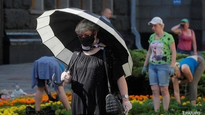 МОЗ назвало долю украинцев с антителами к COVID-19