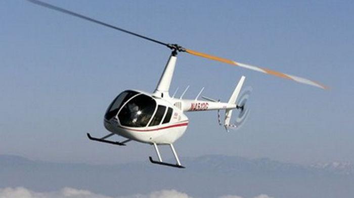 В США четыре человека погибли при крушении вертолета