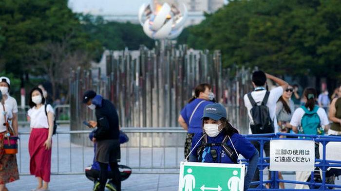 Коронавирусная вспышка в Японии нарастает