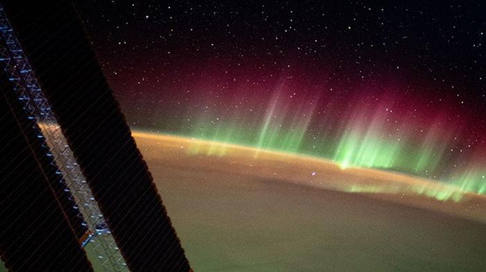 NASA заявило, что из-за Науки МКС изменило ориентацию на 540 градусов