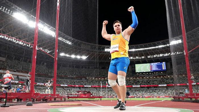Кохан стал четвертым на Олимпиаде в метании молота