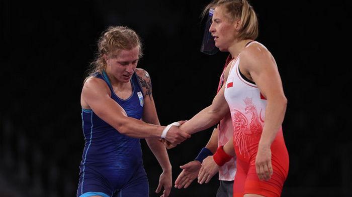 Черкасова вышла в полуфинал олимпийского турнира