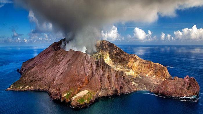 Ученые рассказали, что постигнет мир после извержения вулканов