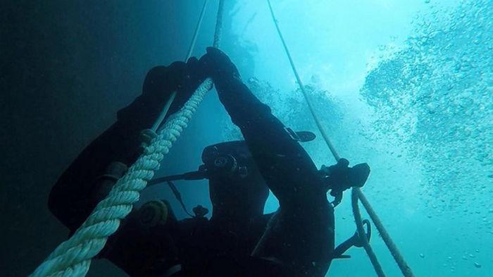 В Черном море идут учения водолазов Дайв-2021
