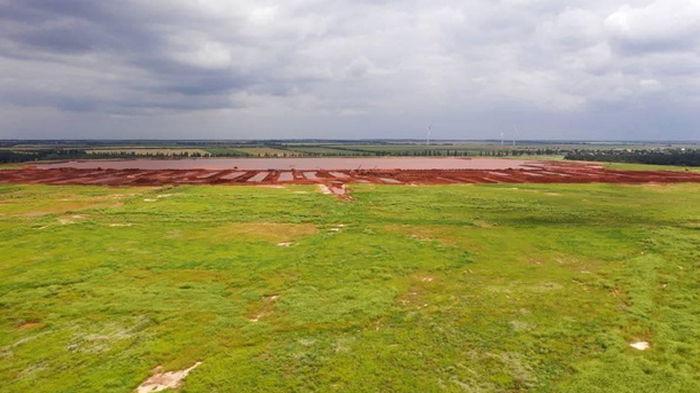 НГЗ ответил экологам на угрозу катастрофы из-за шламохранилищ