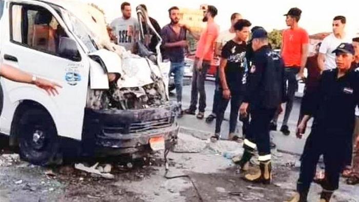 В Египте кобра убила в машине водителя и пассажиров