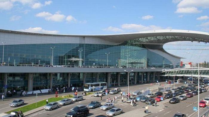 В аэропорту Борисполь вакцинируют от СOVID-19