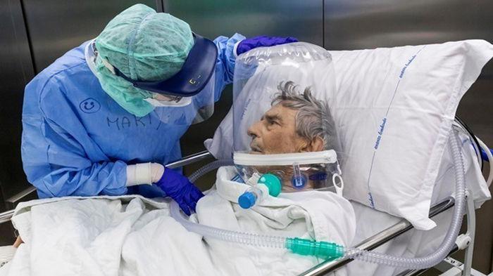 В РФ новый антирекорд смертей от COVID