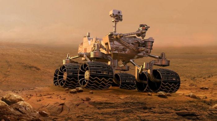 В NASA объяснили, почему марсоход Perseverance не смог взять пробы грунта