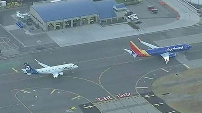 В аэропорту Джона Уэйна в США произошла экстренная эвакуация