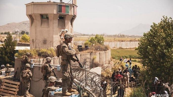 Аэропорт Кабула: перестрелка с военными США и Германии