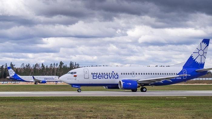 Белавиа продлила отмену рейсов в Украину