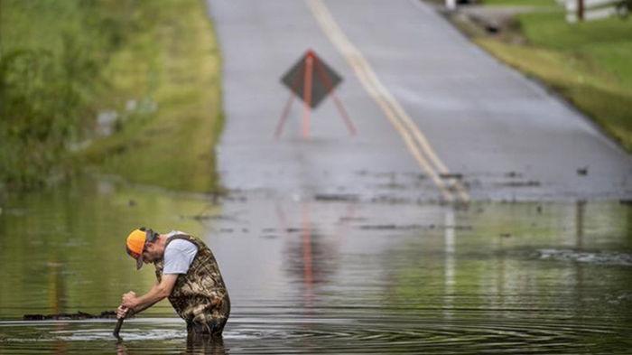 В США в результате наводнения погибли 10 человек