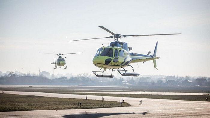 Украина получит от Франции вертолеты