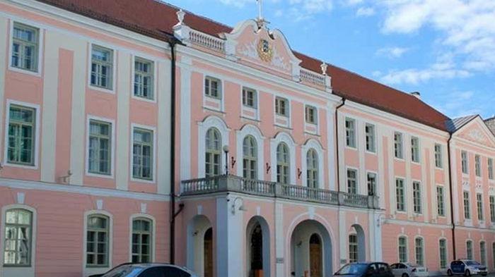 В Эстонии на пост президента претендует только один кандидат