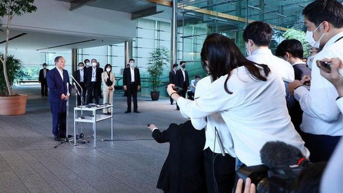 Премьер-министр Японии уходит в отставку