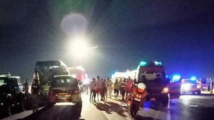 ДТП с автобусом в Египте: восемь погибших, 38 пострадавших