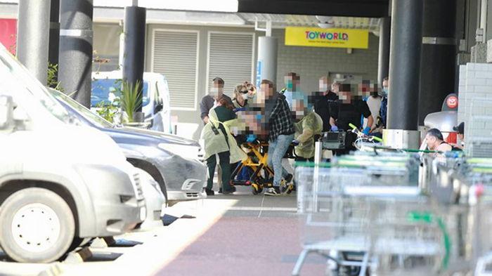 При нападении в супермаркете в Новой Зеландии ранены шесть человек