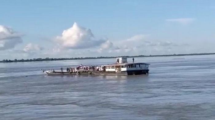В Индии столкнулись два судна, есть жертвы