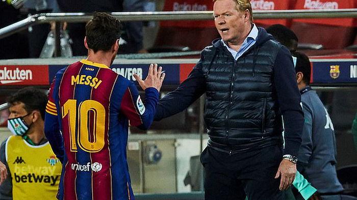 Куман назвал футболиста, который может заменить Месси в Барселоне