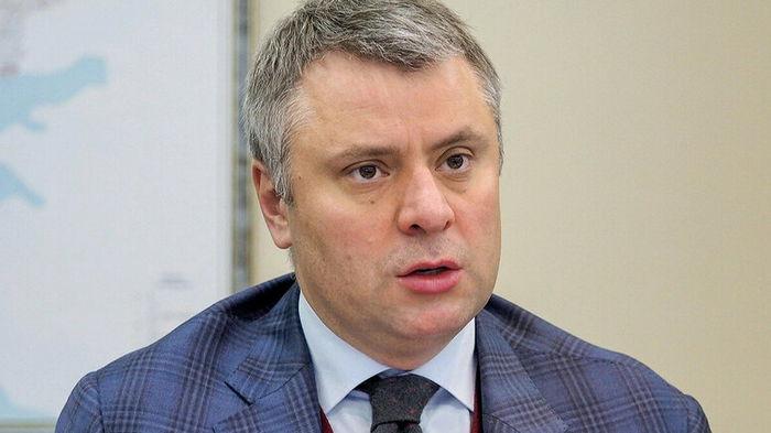 Витренко рассказал, сколько газа накопила Украина