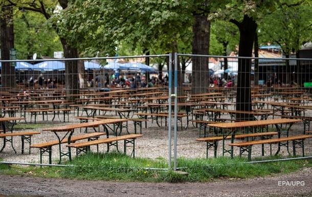 В Мюнхене открылся альтернативный Октоберфест
