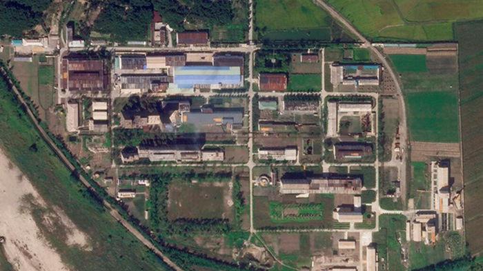 КНДР увеличила производство оружейного урана - СМИ (фото)