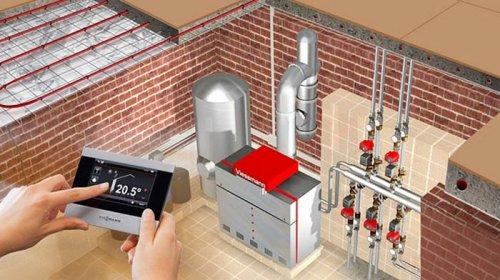 Особенности проектирования систем отопления