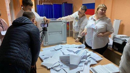 Выборы в Госдуму РФ: Единая Россия набирает 49,66% голосов
