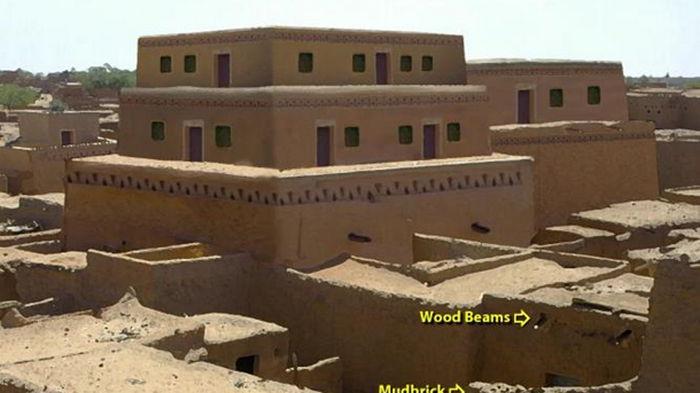 Выяснена причина гибели библейских городов (фото)