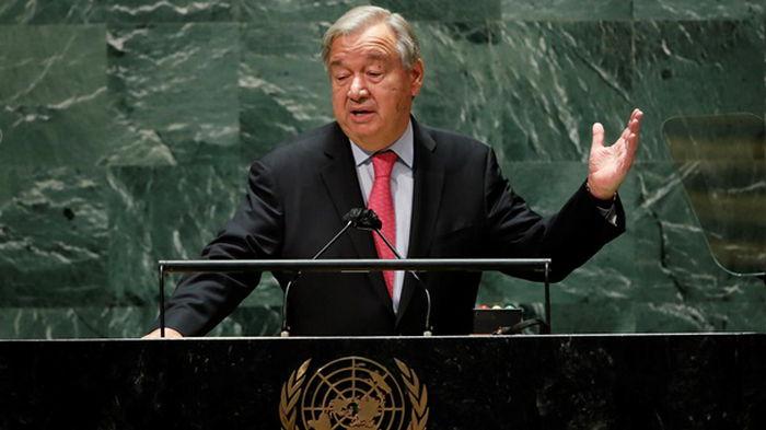 Генсек ООН: Мир близок к ядерному уничтожению