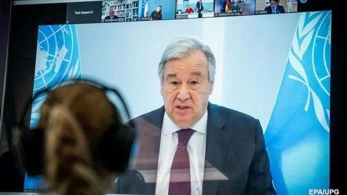 Генсек ООН заявил о беспрецедентной угрозе человечеству