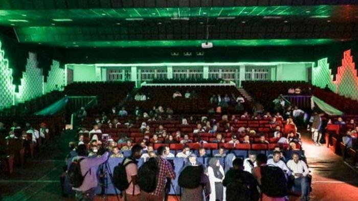 В Сомали впервые за 30 лет показали кино
