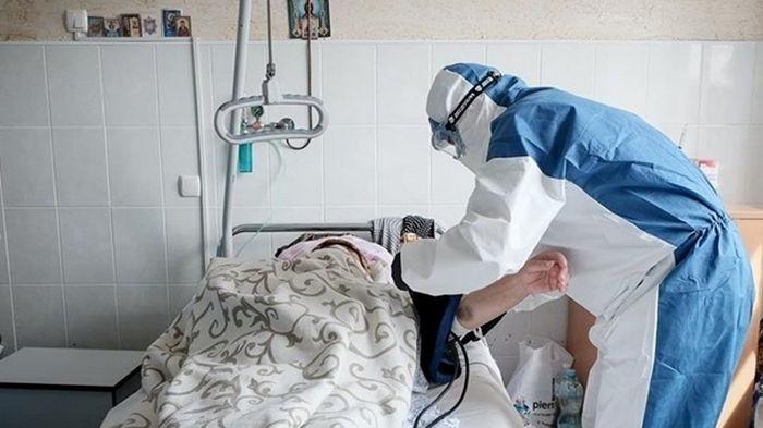 В Киеве скачок заболеваемости COVID-19