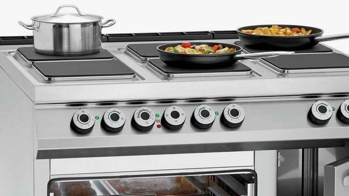 Профессиональные электрические плиты: особенности и преимущества