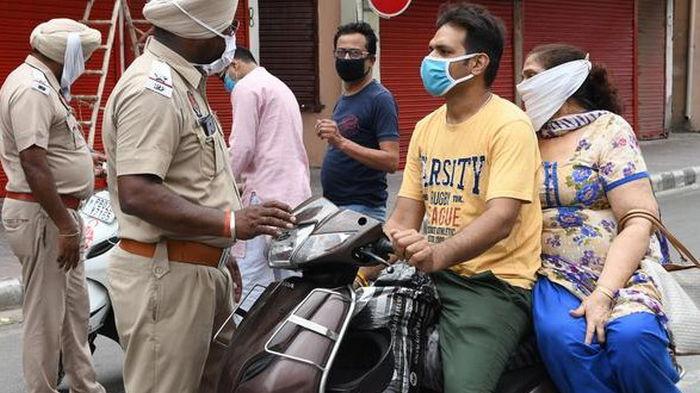 Индия вводит карантинные требования к гражданам Великобритании