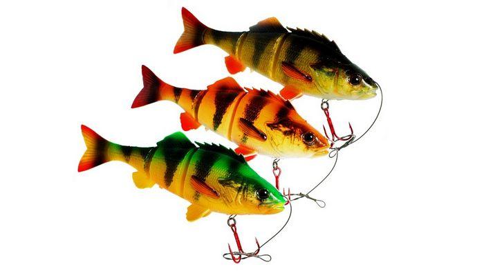 Силиконовые приманки для рыбалки и их особенности