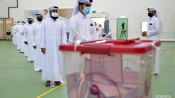 Стали известны результаты первых парламентских выборов в Катаре